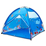 Best Tent For Kids Toies - Homfu Play Tent For Kids 150x150CM Dome Style Review