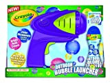Crayola Powered Bubble Launcher
