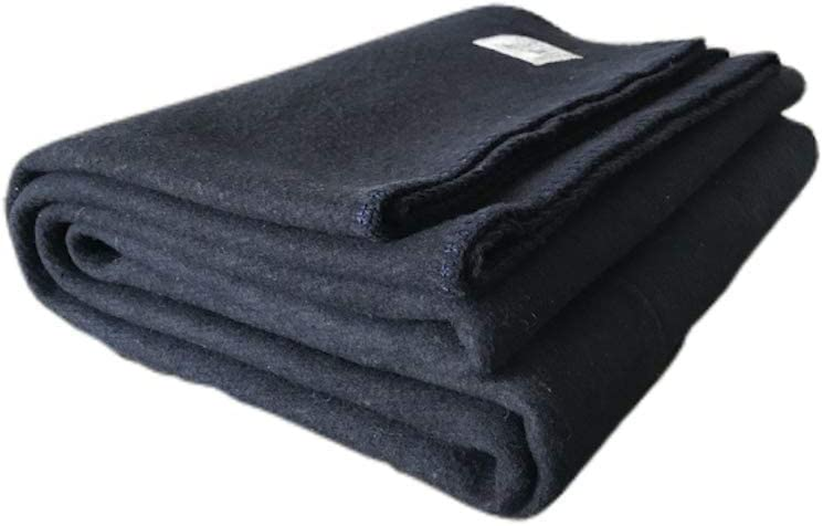 Woolly Mammoth Merino Wool Camp Blanket