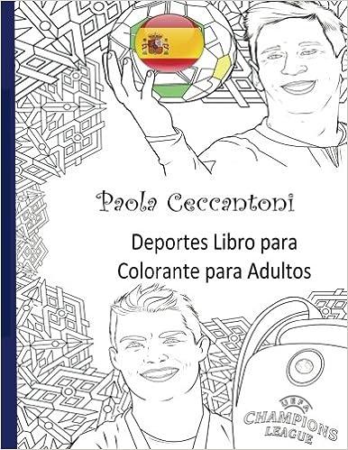 Descargar kindle book como pdf Deportes Libro para Colorante para ...