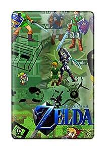 Hot 4066473K83717286 Pretty Ipad Mini 3 Case Cover/ The Legend Of Zelda Adventure Series High Quality Case