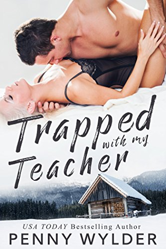 Trapped With My Teacher cover