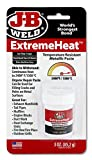 Automotive : J-B Weld 37901 Extreme Heat High Temperature Resistant Metallic Paste - 3 oz.