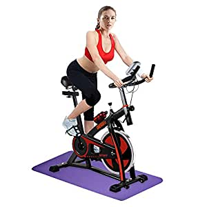 OneTwoFit Bicicleta de ejercicios Indoor Ciclismo Spinning