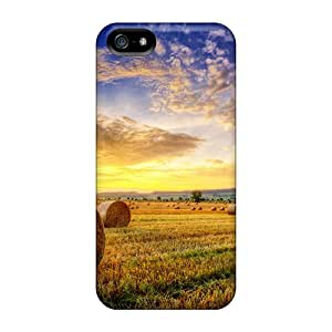 For PVV1533ceOD Golden Lscape Protective Case Cover Skin/iphone 5/5s Case Cover