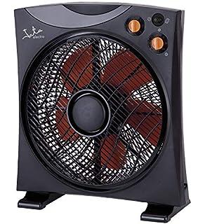 S & P - Ventilador S&P Box Fan Meteor ES N con temporizador ...
