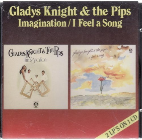 Imagination / I Feel a Song by Gladys Knight & Pips (1995-06-20)
