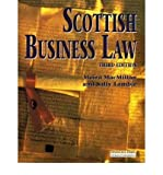 img - for [(Scottish Business Law )] [Author: Moira Macmillan] [Jan-2000] book / textbook / text book