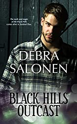 Black Hills Outcast: a Hollywood-meets-the-real-wild-west contemporary romance series (Black Hills Rendezvous Book 6)