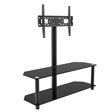 Amazoncom Proht Universal Tv Stand Tabletop Stand With Tv Wall