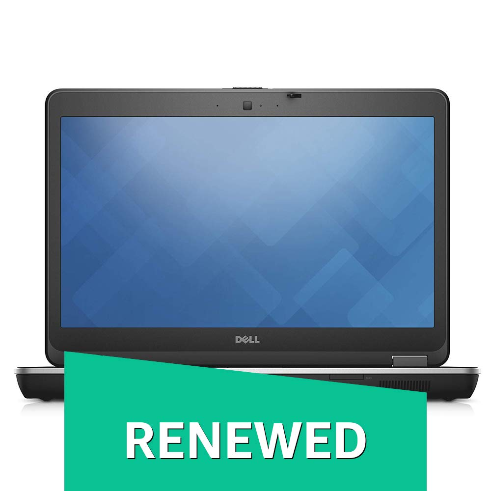 (Renewed) Dell Latitude E6440-I5-16 GB-500 GB 14-Inch Laptop