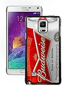 For Samsung Note 4,Budweiser Black Samsung Note 4 Case Online