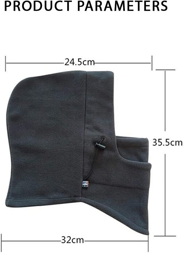 2-in-1 Set Brown CoolKo Newest Winter and Autumn Beanie Hat Scarf Set Warm Knit Hats Thick Fleece Lined Warm Skull Cap /& Scarfs for Men and Women