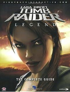 Lara Croft Tomb Raider Anniversary 360 Ps2 Prima Official