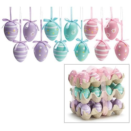 Ornament Easter Egg Assortment