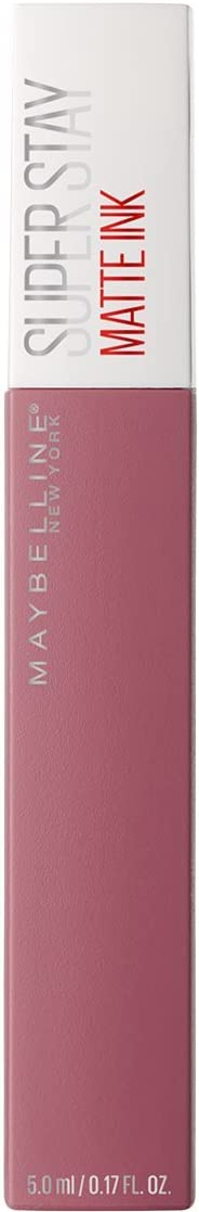 Maybelline New York Super Stay Barra de Labios Matte Ink 15 Lover - 26 gr