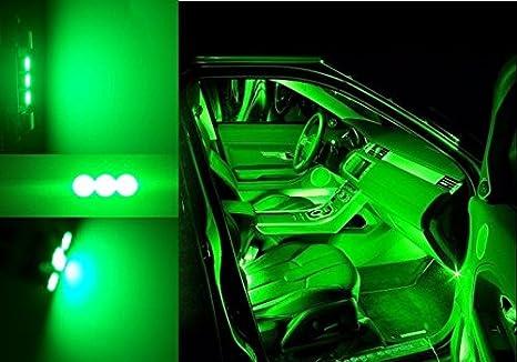 Kiacee d illuminazione interni set colore verde green con