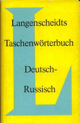 Langenscheidts Taschenwörterbuch Russisch