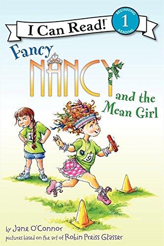 Fancy Nancy Mean Girl Level