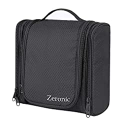 Toiletry Bag,Hanging Travel Toiletry Org...