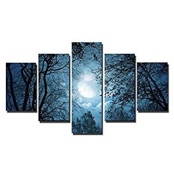 amazon co jp juyi art hd painting canvas prints for home