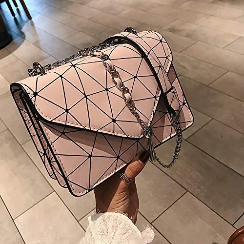 du Paquet Rose Petit bandoulière WSLMHH Sauvage épaule coréenne Oblique féminine Version Sac fée Sac chaîne à Femelle carré Ad4w4qITx