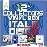"12""""Collector's Vinyl Bo"