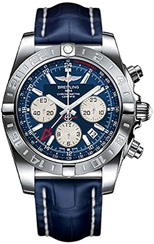 Breitling Windrider Chronomat GMT Mens Watch AB042011/C851