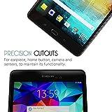 FanTEK Screen Protector Work for Samsung Galaxy Tab