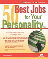 50 Best Jobs for Your Personality, 3rd Edition Front Cover