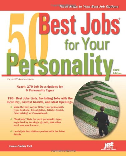 50 best jobs for your personality - 1