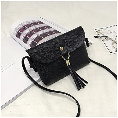 ☀️amlaiworld 7 Bag 3 17 Tassel Vintage Black 11cm Shoulder 4 Small Black 6 Bags 3 Girl 2 Fashion Messenger Women Handbags Bag 1 Cheap OqwUFOr