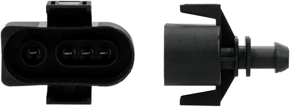 ECD Germany LS-019 Lambdasonde Lamdasonde Regelsonde vor Kat 4-polig 520mm