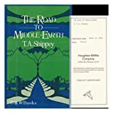 The Road to Middle-Earth, T. A. Shippey, 0395339731