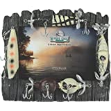 Rivers Edge Products Lure Picture Frame Resin