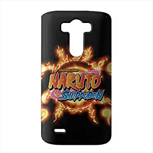 WWAN 2015 New Arrival naruto shippuden poster 3D Phone Case for LG G3