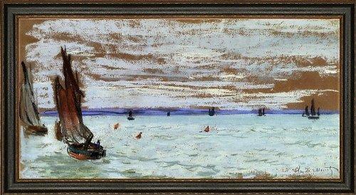 Art Oyster Claude Oscar Monet Open Sea - 15.05