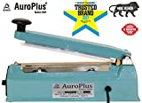 Auro Plus System India 10 Inch Iron Body Hand sealer Hand sealing Machine for Plastic Packaging