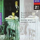 Saint-Saëns: Piano Concertos 1-5