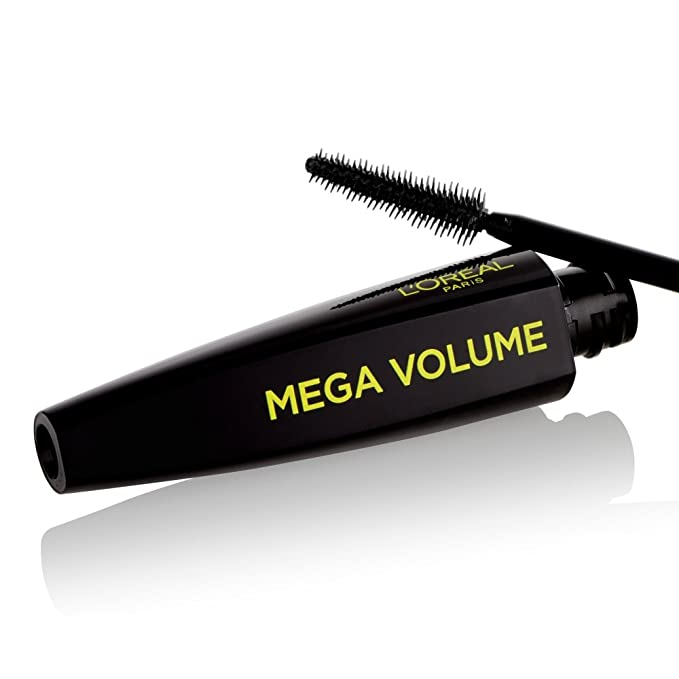 7839aa6adfb L'Oreal Paris Mega Volume Miss Manga Mascara Punky Green 8.5ml:  Amazon.co.uk: Beauty