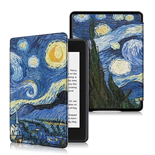 Anvas Case for Kindle Paperwhite 10th Gen 2018,Thinnest Ligh