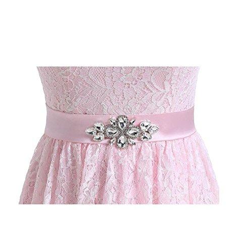 Violett Kleid A Drasawee Damen Linie xqYwZnAv