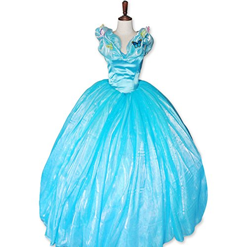 2015 Cinderella Costume Dress