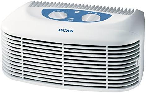 Vicks CLEANAIR purificador de aire de tipo HEPA: Amazon.es: Salud ...