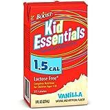 Boost Kid Essentials 1.5 Vanilla Brikpak 27 X 8oz Case