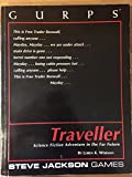 img - for Gurps Traveller book / textbook / text book