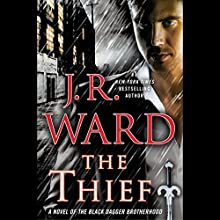 The Thief: A Novel of the Black Dagger Brotherhood Audiobook by J. R. Ward Narrated by Jim Frangione