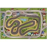 House Of Kids 86135-e3Ultra Soft Circuito Alfombra
