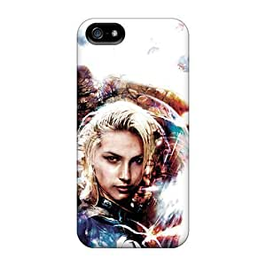 Hot Snap-on Invisible Woman I4 Hard Cover Case/ Protective Case For Iphone 5/5s
