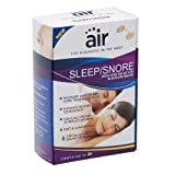 Air Sleep and Snore Advanced Nasal Breathing Aid, 12ct(pack of 5)